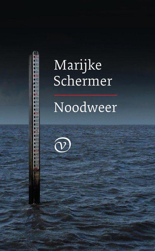 Boek cover Noodweer van Marijke Schermer (Onbekend)