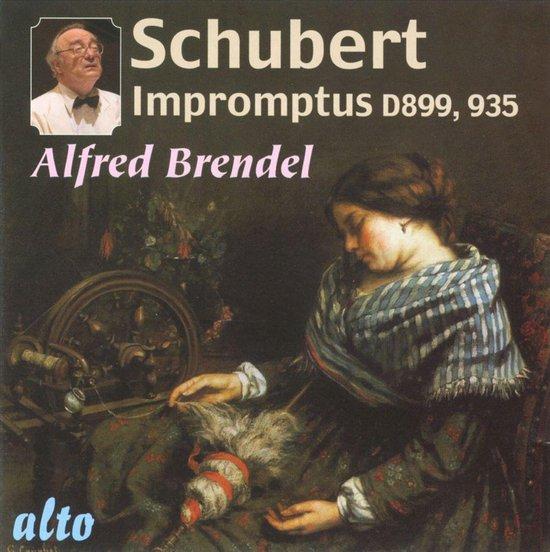 Schubert Impromptus/Brendel