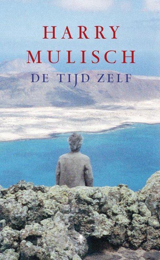 Boek cover De tijd zelf van Harry Mulisch (Hardcover)