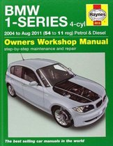 BMW 1-Series 4-cyl Petrol & Diesel Service & Repair Manual