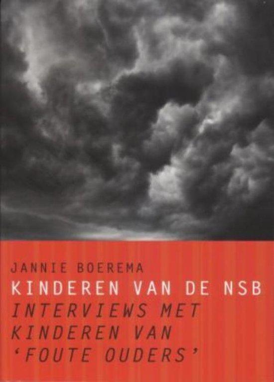 De kinderen van de NSB - Jannie Boerema  