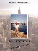 Boek cover Real Statistics In Emigrants Life van Anatoly Rozenblat