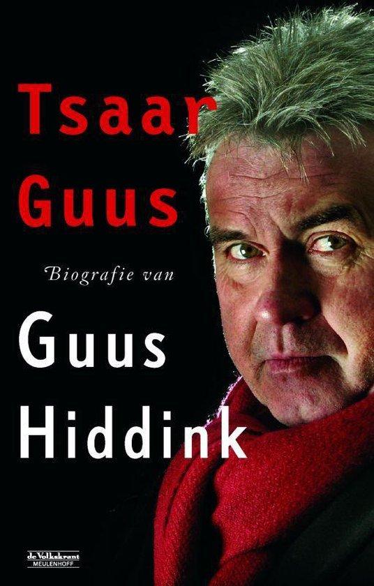 Tsaar Guus - Bert Wagendorp |