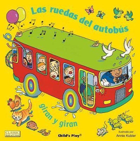 Las ruedas del autobus giran y giran