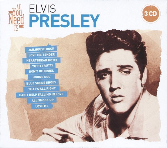All You Need Is Presley