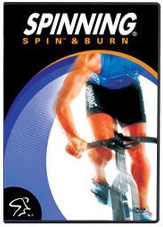 Spinning DVD Spin & Burn