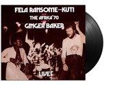 Fela With Ginger Baker Live! (LP)