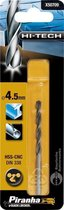 Piranha HI-TECH metaalboor 4,5mm X50709