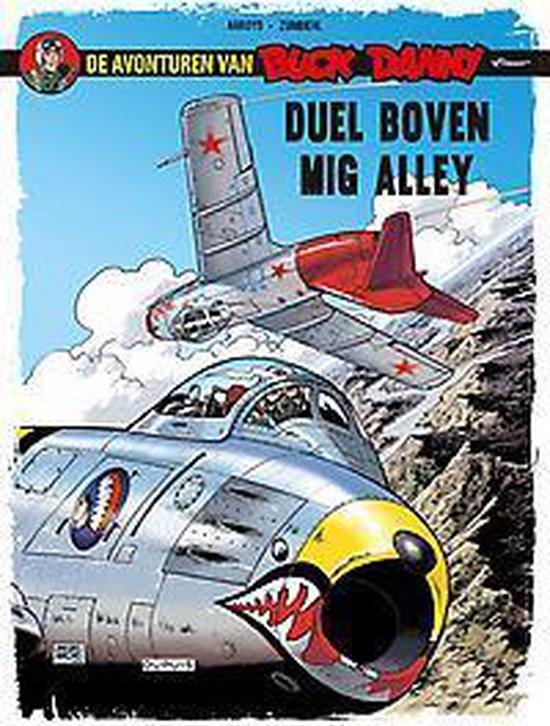 Buck Danny classic 02. duel boven mig alley - Jean-Michel Arroyo  