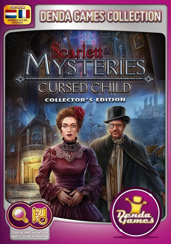 Scarlett Mysteries: Cursed Child (Collector's Edition) (PC)