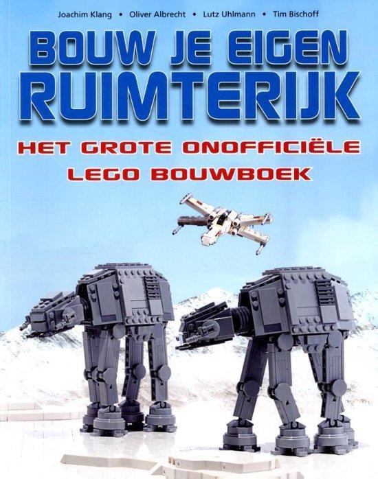 Bouw je eigen ruimterijk van Lego - Joachim Klang | Readingchampions.org.uk