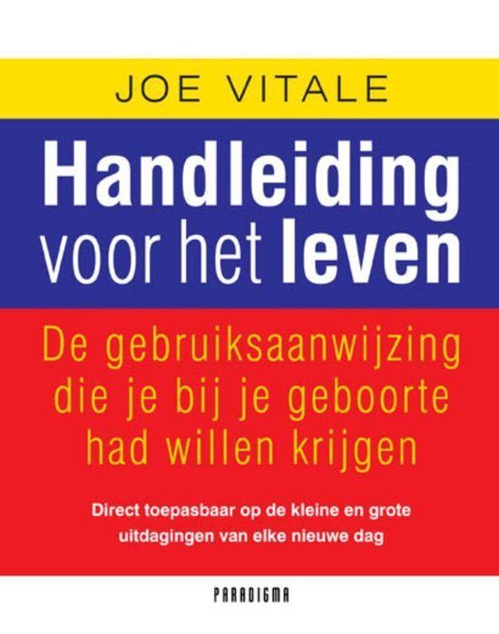 Handleiding voor het leven - Joe Vitale |