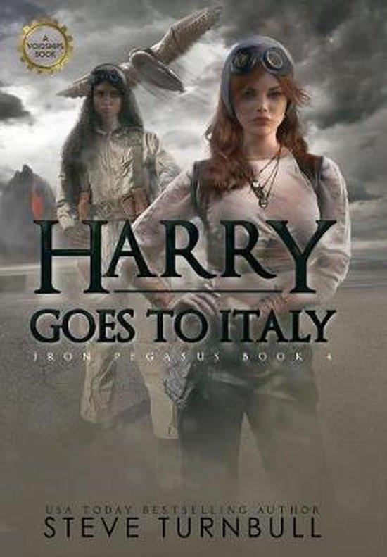 Harry Goes to Italy