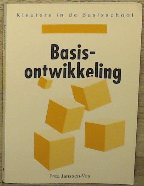Boek cover Basisontwikkeling van Frea Janssen-Vos (Paperback)