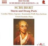 Schubert: Sturm+Drang Poets