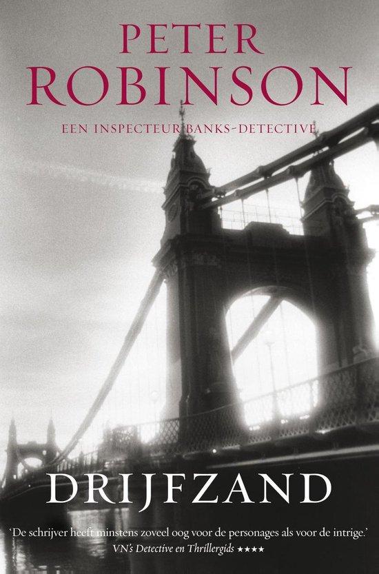 DCI Banks 15 - Drijfzand - Peter Robinson |