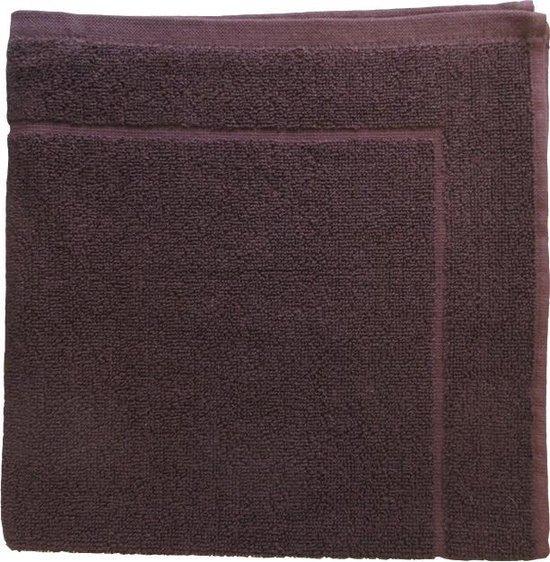 Jorzolino Uni Keukendoek (6 Stuks) - 50x50 cm - Brown