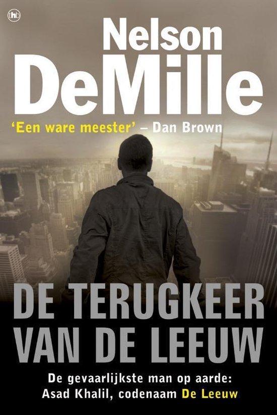 Terugkeer van de leeuw - Nelson DeMille |