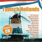 Typisch Hollands - De beste Nederlandse promo-CD