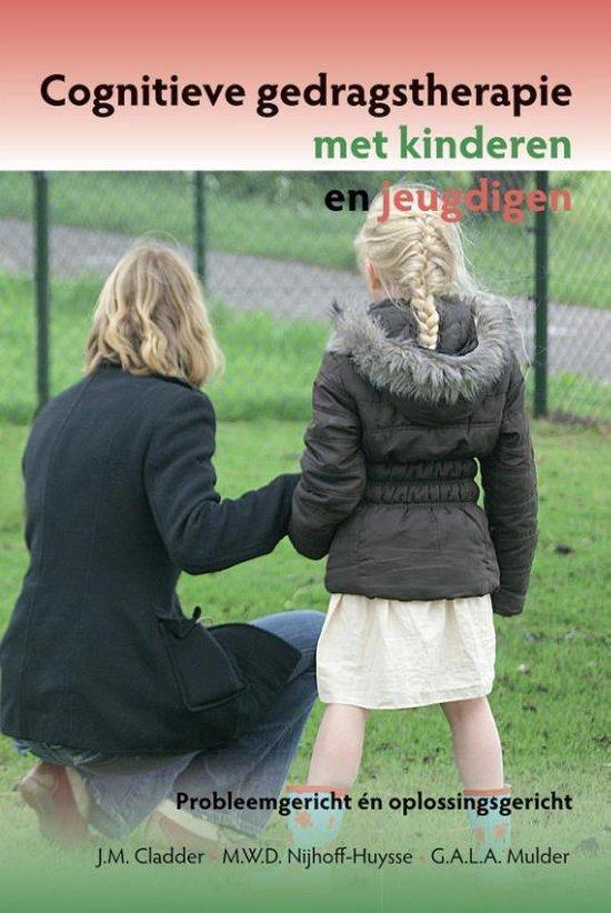 Cognitieve gedragstherapie met kinderen en jeugdigen - J.M. Cladder |