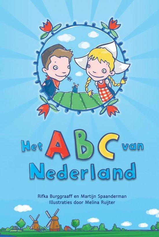 Het abc van nederland - Rifka Burggraaff & Martijn Spaanderman |