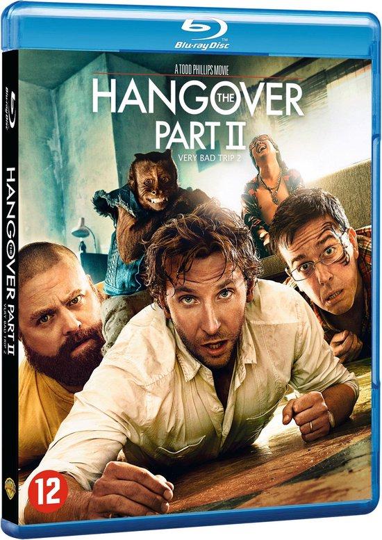 Cover van de film 'The Hangover Part II'