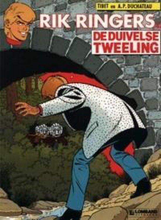 Rik Ringers: 047 De duivelse Tweeling - Tibet |
