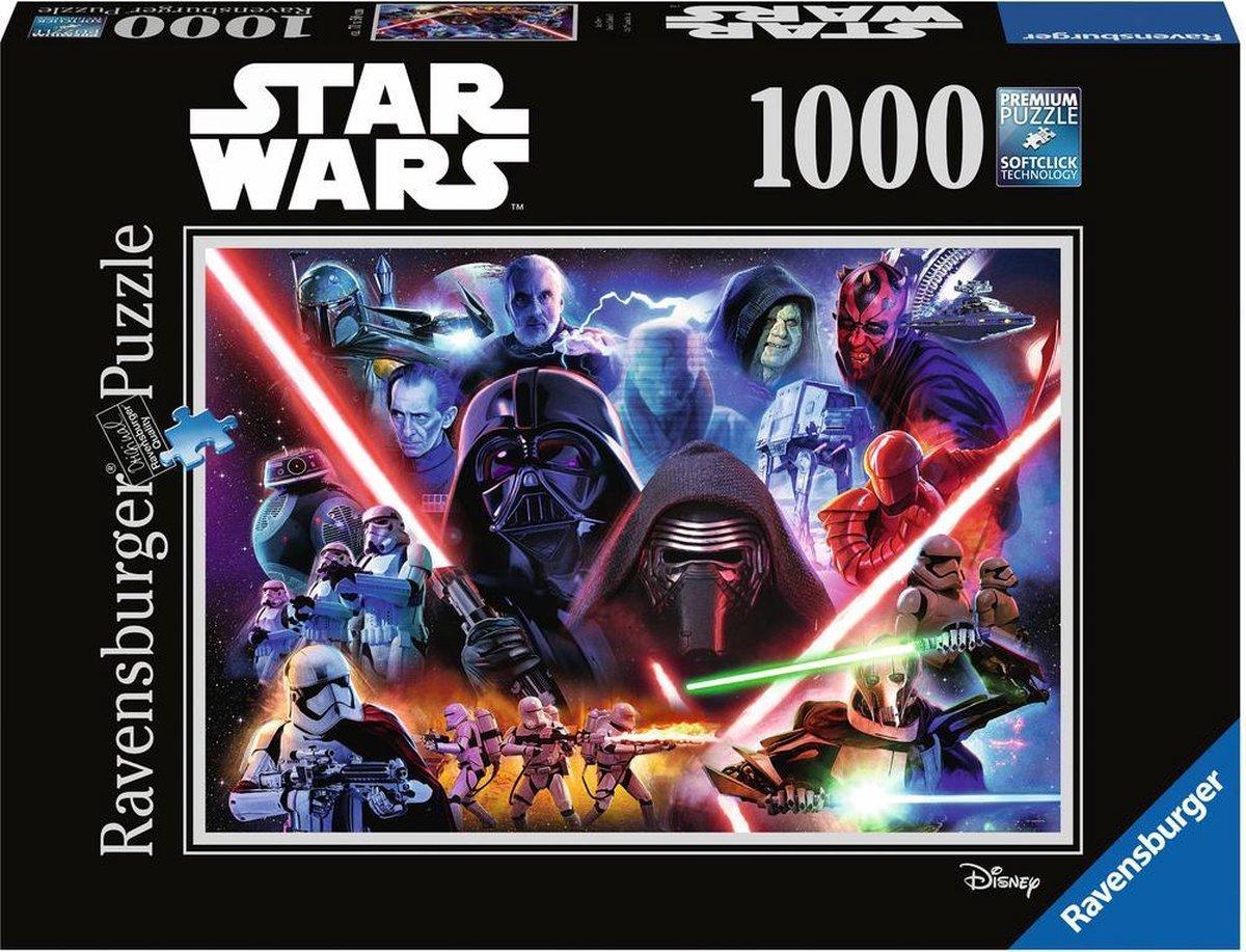Ravensburger puzzel Star Wars Limited Edition 6 - Legpuzzel - 1000 stukjes - Ravensburger