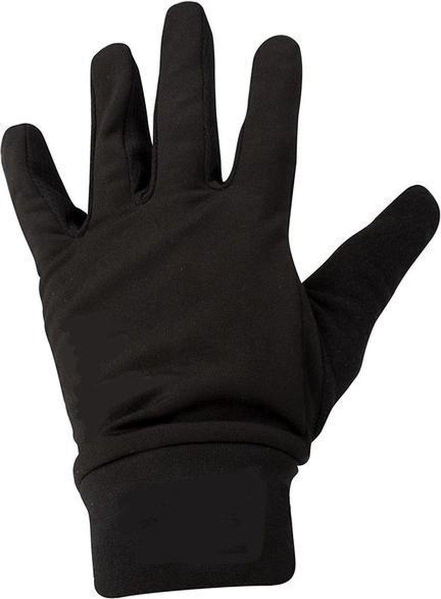 Sporthandschoenen Touchscreen Winter Handschoenen - Anti-Slip - Reflectie - Zwart / Roze - Dames S/M - Merkloos