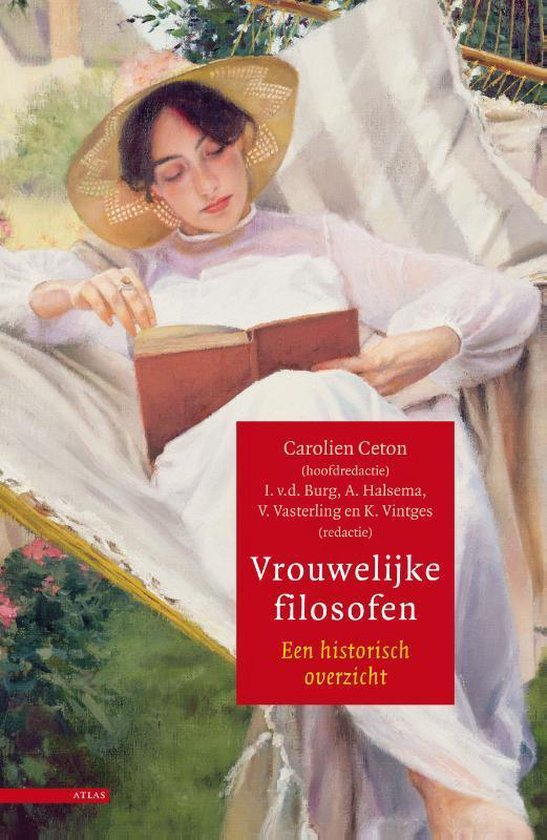 Vrouwelijke filosofen - Carolien Ceton |