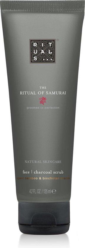 RITUALS The Ritual of Samurai Charcoal Gezichtsscrub - 125 ml