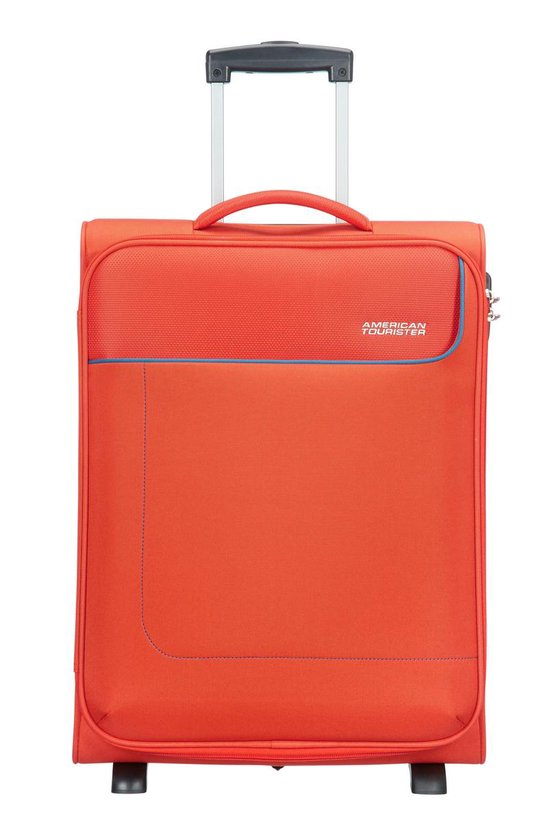 American Tourister Reiskoffer - Funshine Upright 55/20 (Handbagage) Mandarina - American Tourister