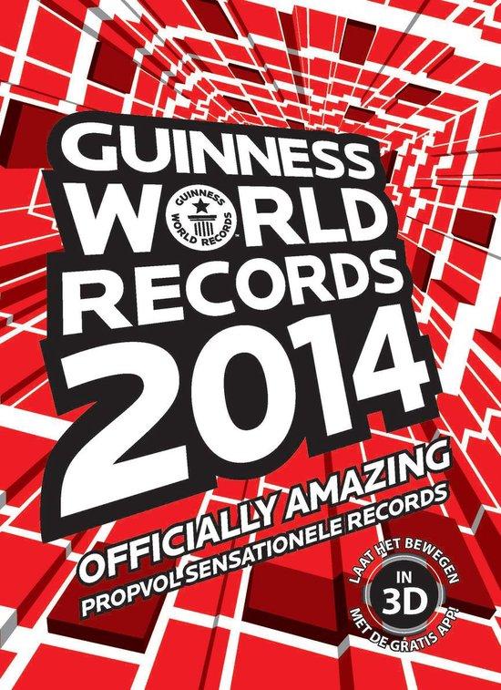 Guinness world records 2014 - none  