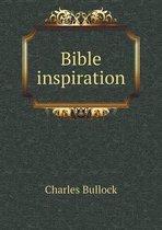 Bible Inspiration