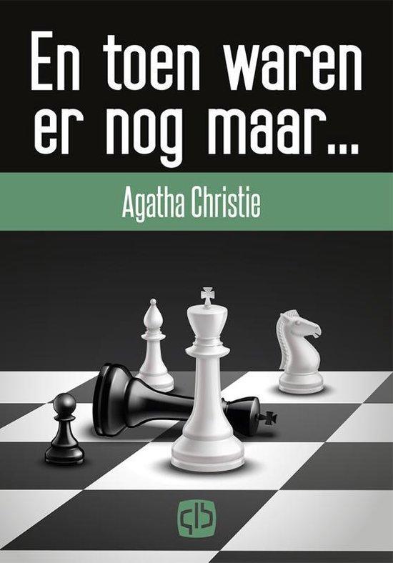 En toen waren er nog maar - Agatha Christie |