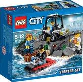 LEGO City Gevangeniseiland Starter Set - 60127