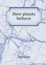 How Plants Behave