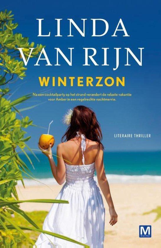 Boek cover Winterzon van Linda van Rijn