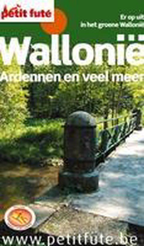 Reisgids Wallonie Ardennen En Nog Veel Meer Petit Fute - Nvt. | Fthsonline.com