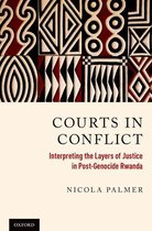 Omslag Courts in Conflict