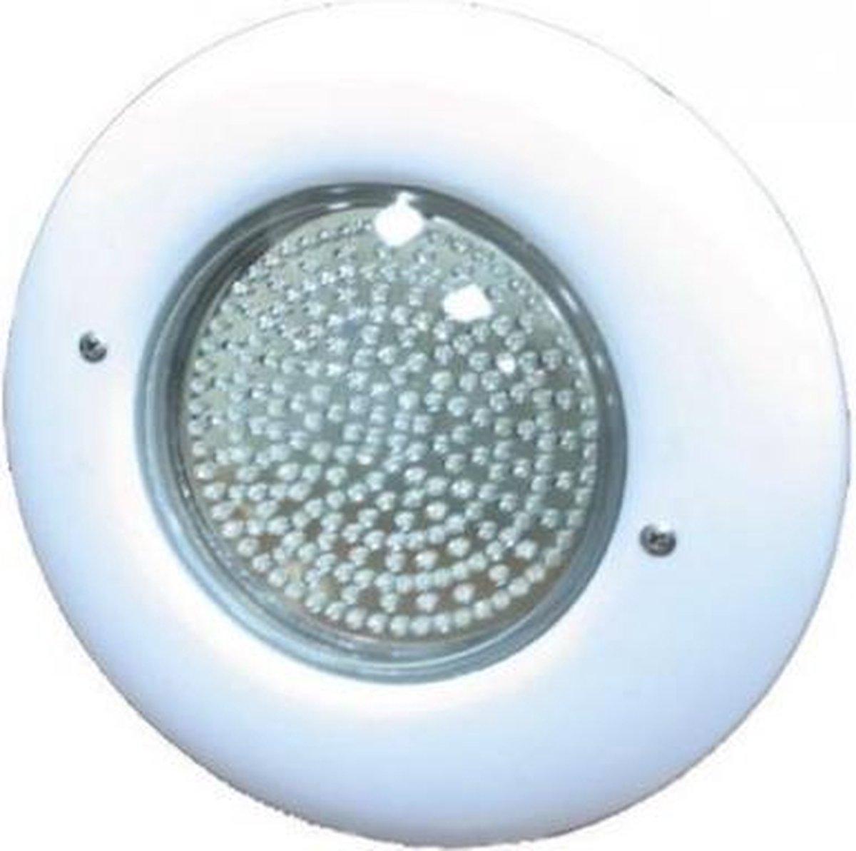 LED lamp wit - voor constructief bad