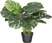 HTT Decorations – Kunstplant Monstera H60 cm
