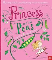 Omslag The Princess and the Peas