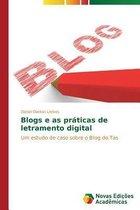 Blogs E as Praticas de Letramento Digital