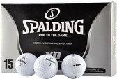 Spalding XD - Golfballen - 15 stuks - Wit