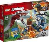 LEGO Juniors Jurassic World Ontsnappen aan de Pteranodon - 10756