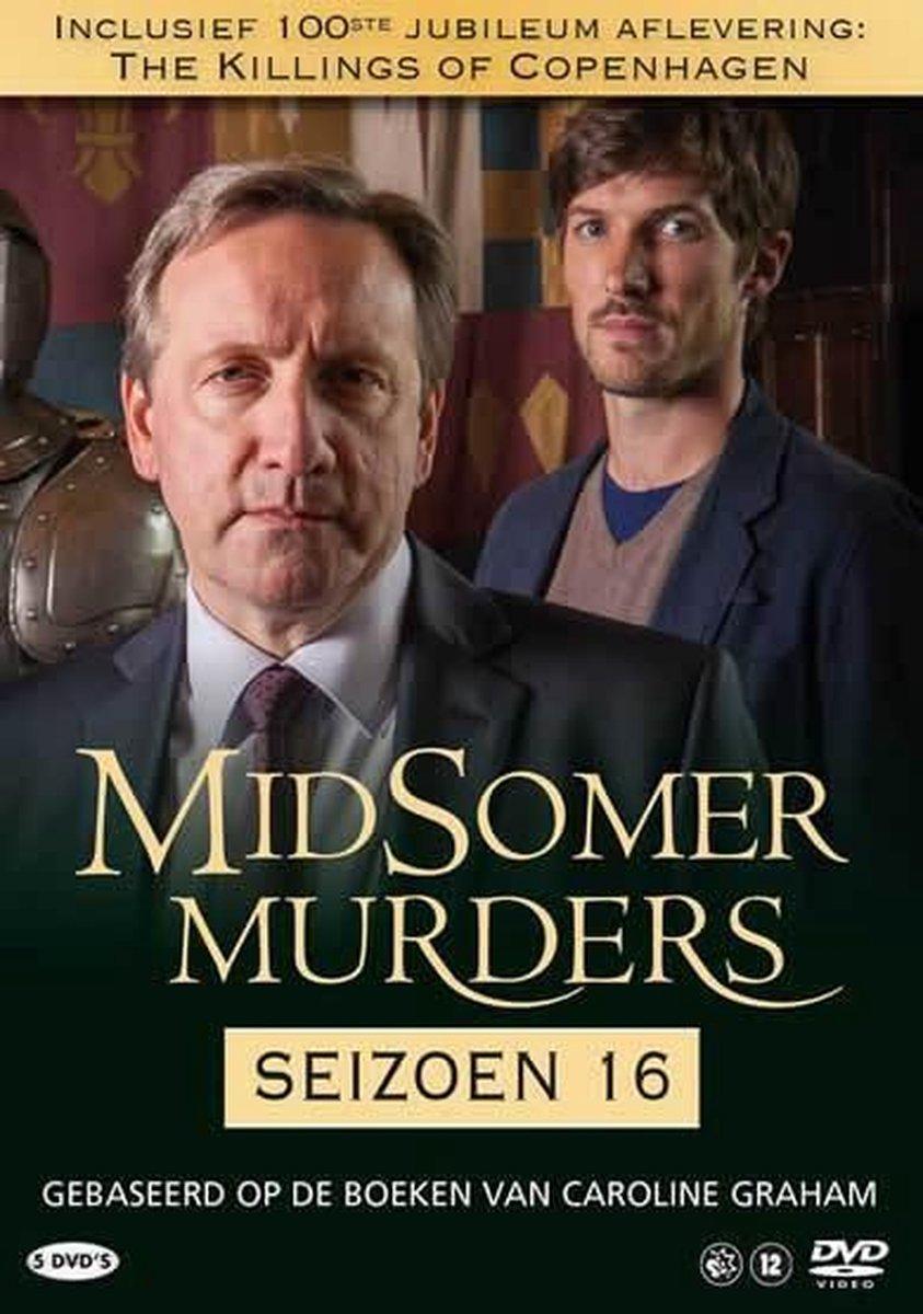 Midsomer Murders - Seizoen 16 -