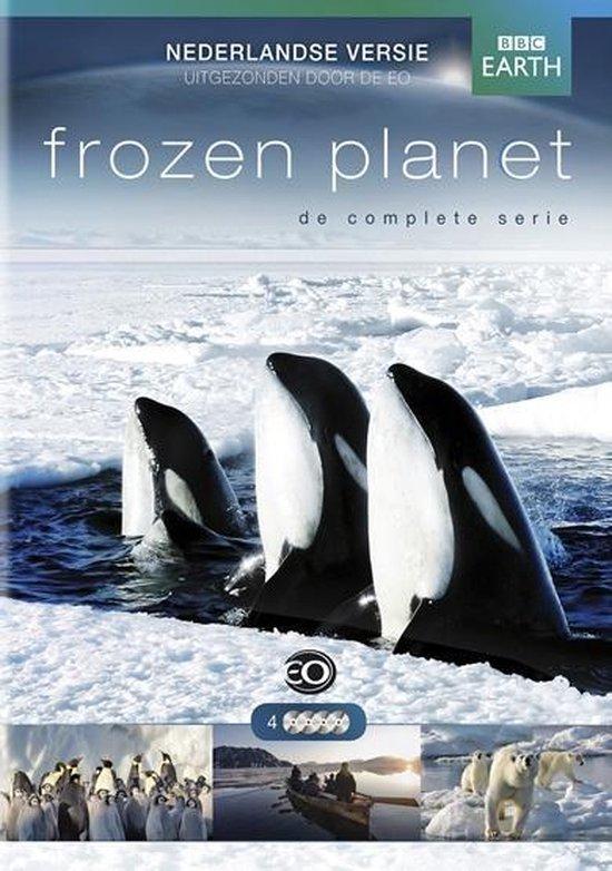 Cover van de film 'Frozen Planet'