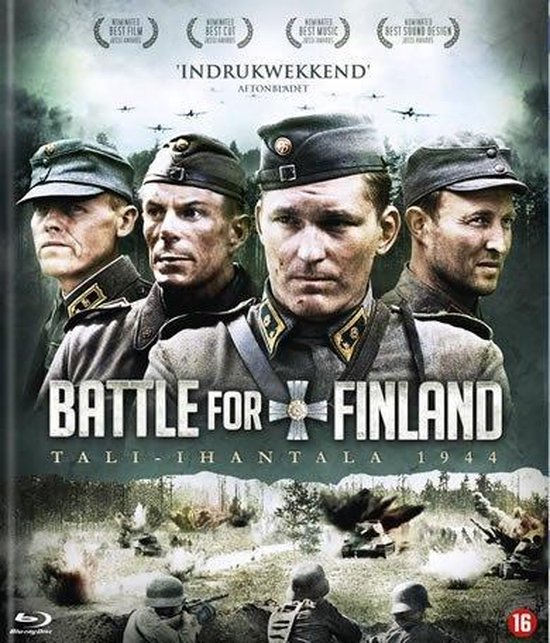 Cover van de film 'Battle For Finland'
