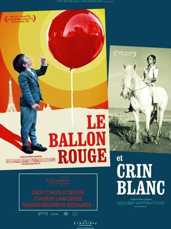 Ballon Rouge - Crin Blanc
